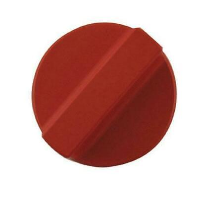 Knobdial For Valve Red D Shaft Vulcan Wolf 61183