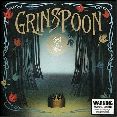 GRINSPOON Best In Show CD BRAND NEW Best Of Greatest