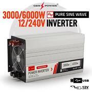 12V Inverter 3000W