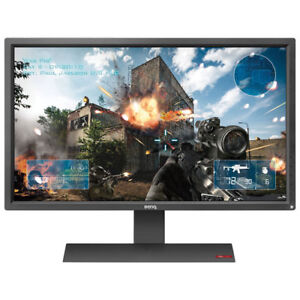 "ZOWIE 27"" RL2755 CONSOLE ESPORTS MONITOR  A WEEK NEW"