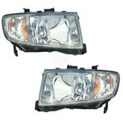 Honda Ridgeline Headlights