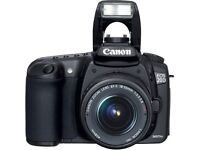 Canon 20d digital camera, battery and charger - BODY ONLY