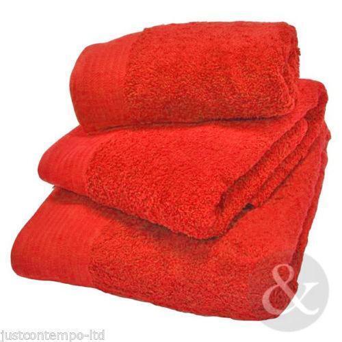 Red bathroom accessories uk