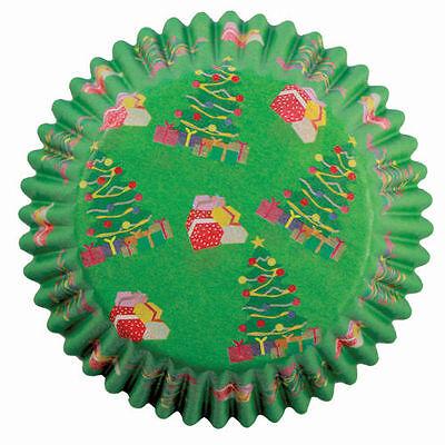 Pirottini per Muffin o Cupcake - ALBERO E REGALI NATALE Cartine Carta Forno