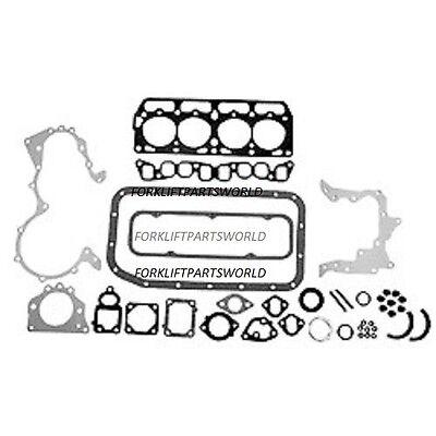 TOYOTA FORKLIFT 4P ENGINE GASKET SET PARTS 8002