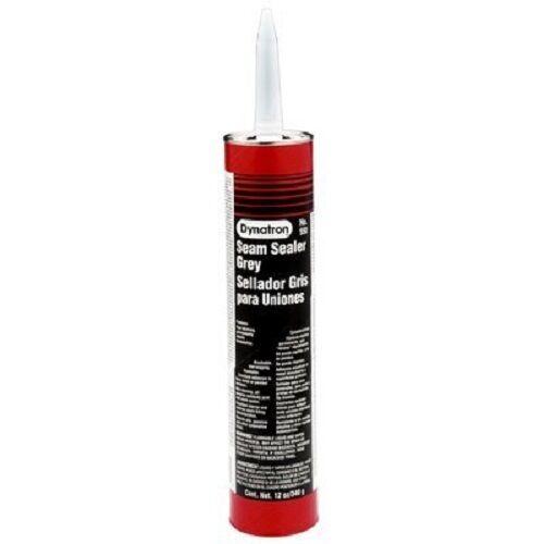 Dynatron Auto Body Seam Sealer, Metal Repair 12 oz Tube. Weld gap filler 550