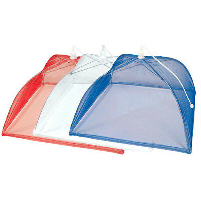 4th of JULY RED WHITE AND BLUE MESH FOOD COVERS (3) ~ Birthday Party Supplies](Fourth Of July Party Supplies)