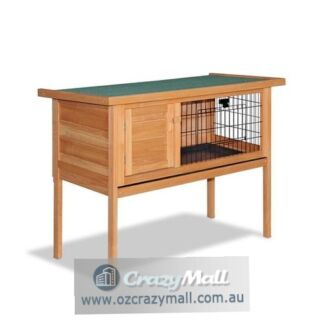2 Easy Access Doors Single Storey Pet House