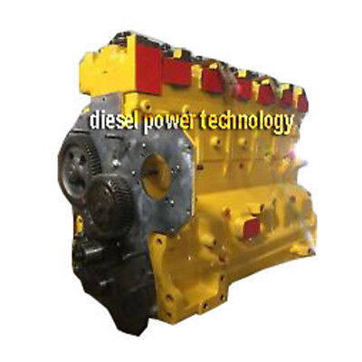 John Deere 3179df Remanufactured Diesel Engine Extended Long Block