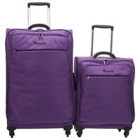 it luggage The Lite 2-Piece Soft Side Luggage Set