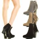 Women's Cowboy Boots Size 11