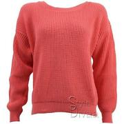 Womens Oversized Jumper