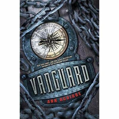 Vanguard: A Razorland Companion Novel - Paperback / softback NEW Aguirre, Ann 31