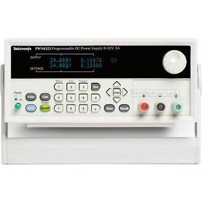 Tektronix Pws4323 32v3a Programmable Dc Power Supply