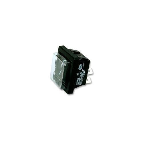 C1350ALGAE Arcolectric Switches Rocker Switch , DPST , I/O