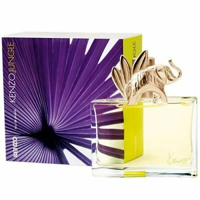 Kenzo Jungle Elephant Eau de Parfum 100ml Spray Retail Boxed Sealed