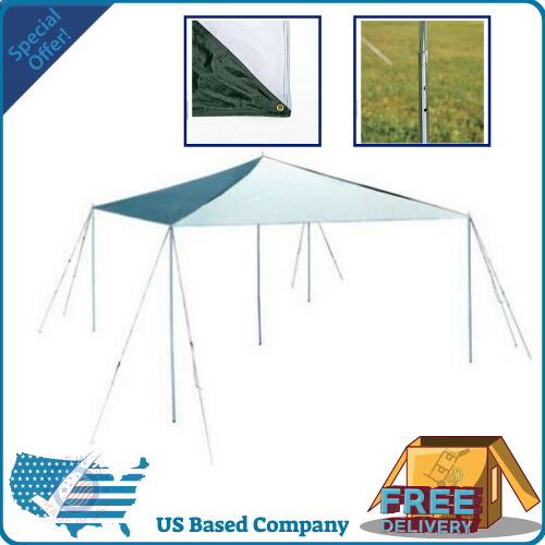 Canopy Tent 12' x 12' Instant Outdoor Pop Up Gazebo Patio Be