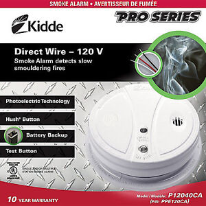 Looking for someone to install 3 smoke/CO detectors - hardwired Cambridge Kitchener Area image 1
