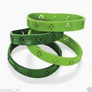 St Patricks Day Bracelet