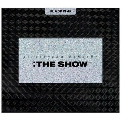 BlackPink - BLACKPINK 2021 [THE SHOW] LIVE 2CD+Photobook+Photocard+Sticker+Gift