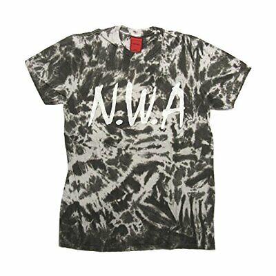 NWA T Shirt Logo New Official Licensed Mens Unisex Tie Dye NWA Hip Hop - Hip Hop Kostüm T Shirts