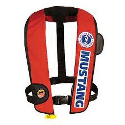 Mustang Survival Auto Hydrostatic Inflatable (Mustang Survival BASS Competition Auto Hydrostatic Inflatable)