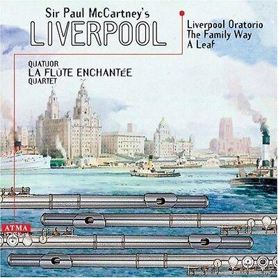 Quatuor La Fl te Enc - Sir Paul McCartney's Liverpool [New CD] ()