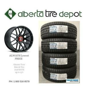 10% SALE LOWEST Price OPEN 7 DAYS Toyo Tires All Weather 235/55R18 Toyo Celsius Shipping Available Trusted Business