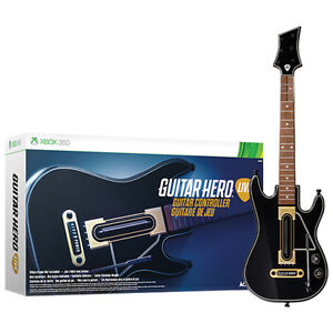Guitar Hero Live Guitar for Xbox 360 !!! BRAND NEW IN THE BOX !!