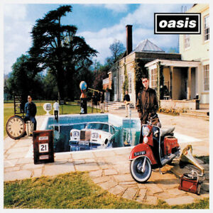 Oasis : Be Here Now CD (1999)