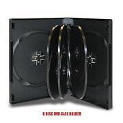 8 Disc DVD Case