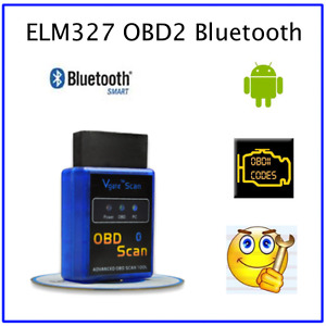 OBD2 ELM327 Android Bluetooth excellent quality reset error code