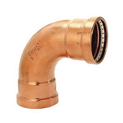 Viega Propress 0916xl Copper Xl Elbow 2-12