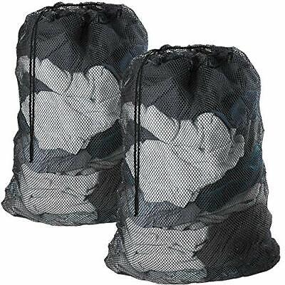 Meowoo Large Mesh Laundry Bag with Drawstring27×35inch Large Laundry Bags for...