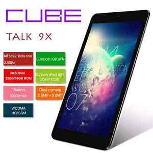 CUBE TALK 9X 3G TABLET PHABLET 32G +