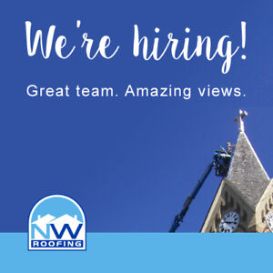 NW Roofing - Labourers Needed!