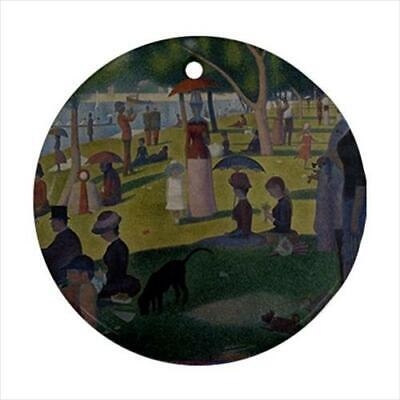 Seurat A Sunday Afternoon on the Island of La Grande Jatte Christmas