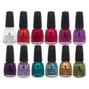 China Glaze Nail Polish Set