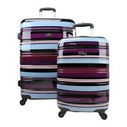 2 Piece Spinner Luggage Set