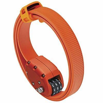 OTTOLOCK Combination Bike Lock | Lightweight & Compact | Theft Deterrent for ...