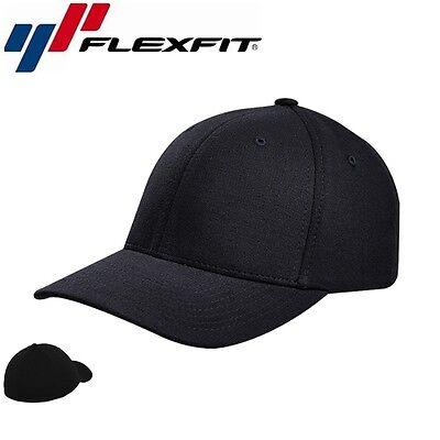 Flexfit Jersey Classic Baseball Cap L/XL Schwarz