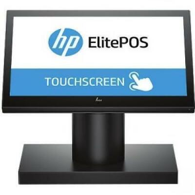 Hp Elite Pos G1 M141 14 Aio Touch 3965u 2.20ghz 4gb 128gb Hd 610 Wifi W10p