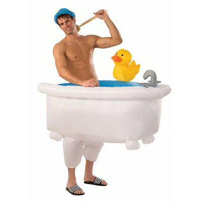 Good Clean Fun Inflatable Bathtub Costume - Good Halloween Costumes Men