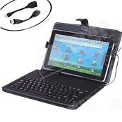 Android Tablet 10 with Keyboard