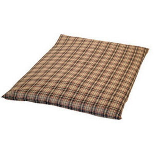 Danish Design Standard Duvet Classic Check - Dog Bed Bedding with stud fasteners