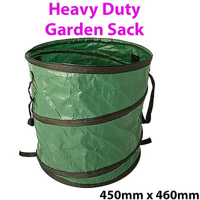 Pop-Up Garten Sack – 450mm X 460mm 100 G/M2 – Blätter Gras Stecklinge Landschaft ()
