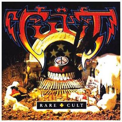 Cult - Best Of Rare Cult Nuevo