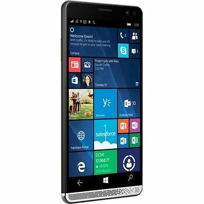 HP Elite x3 64GB Smartphone (Unlocked) and Desk Dock