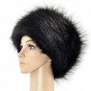 Black Fox Hat