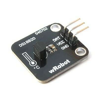New Ds18b20 Digital Temperature Sensor Module For Arduino